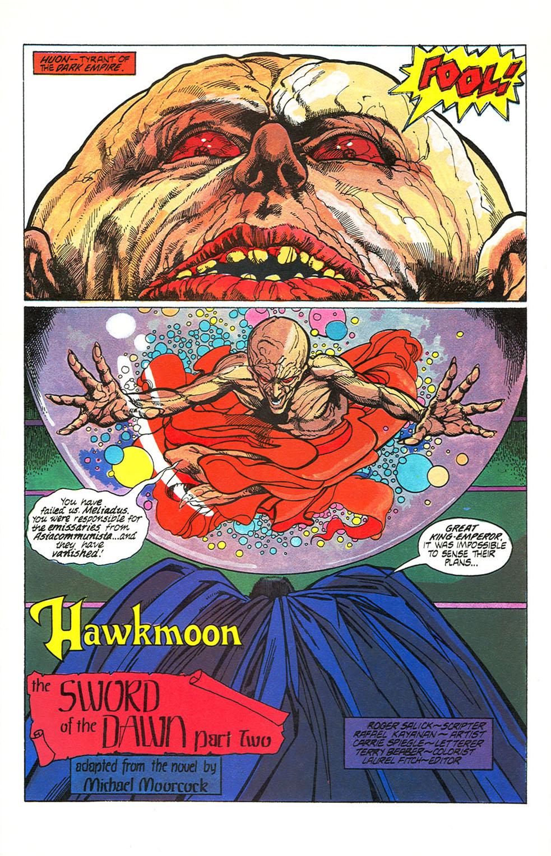 Hawkmoon Sword of the Dawn Vol 1 2