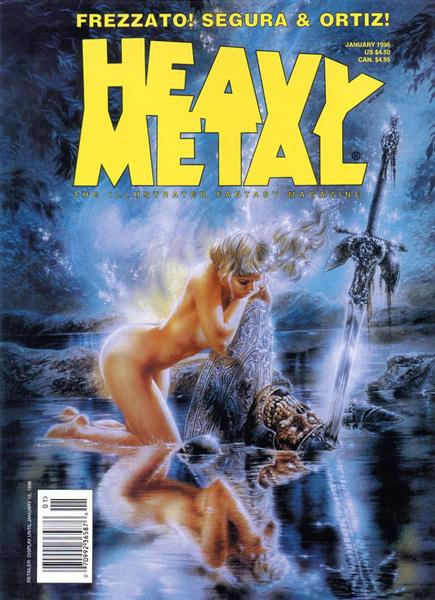 Heavy Metal Vol 19 6