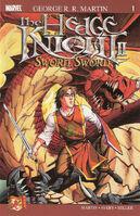 Hedge Knight 2 Sworn Sword Vol 1 1