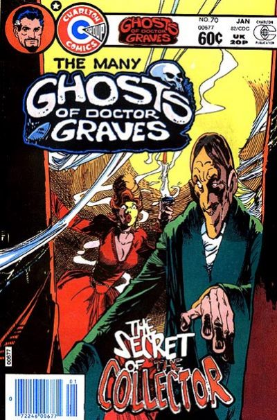 Many Ghosts of Dr. Graves Vol 1 70