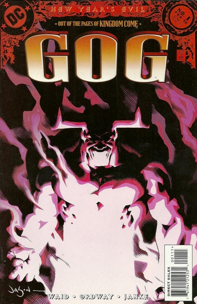 New Year's Evil: Gog Vol 1 1