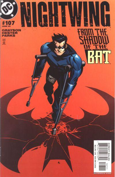 Nightwing Vol 2 107