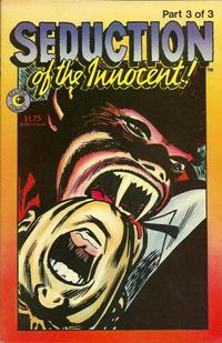 Seduction of the Innocent Vol 1 3