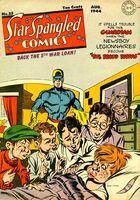 Star-Spangled Comics Vol 1 35