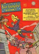 Star-Spangled Comics Vol 1 8