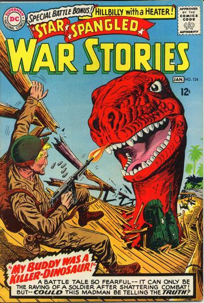 Star-Spangled War Stories Vol 1 124