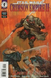 Star Wars: Crimson Empire II - Council of Blood Vol 1 2