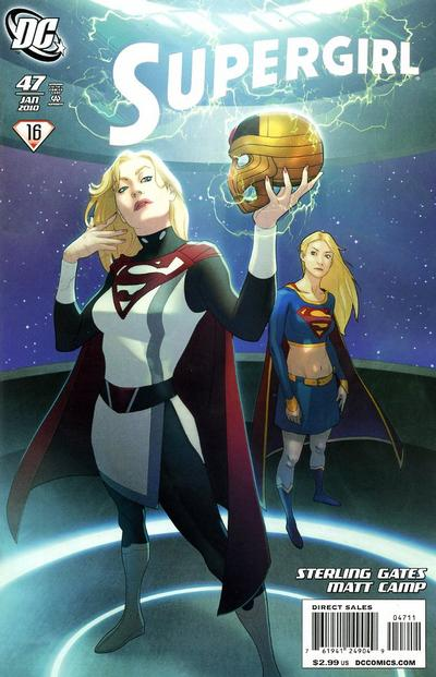 Supergirl Vol 5 47