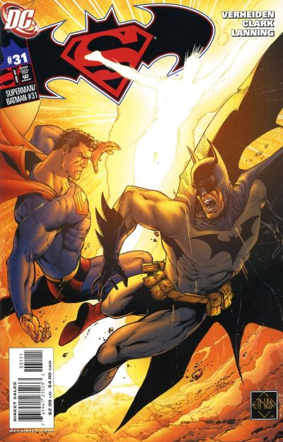 Superman/Batman Vol 1 31