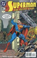 Superman Man of Steel Vol 1 82
