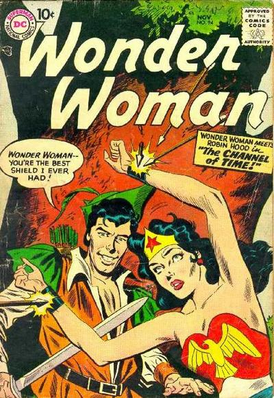 Wonder Woman Vol 1 94