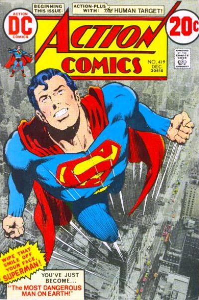 Action Comics Vol 1 419