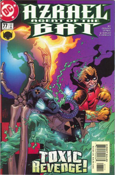 Azrael: Agent of the Bat Vol 1 77