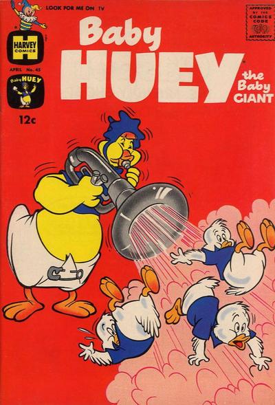 Baby Huey Vol 1 45