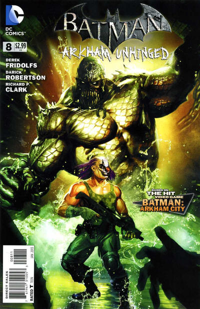 Batman: Arkham Unhinged Vol 1 8