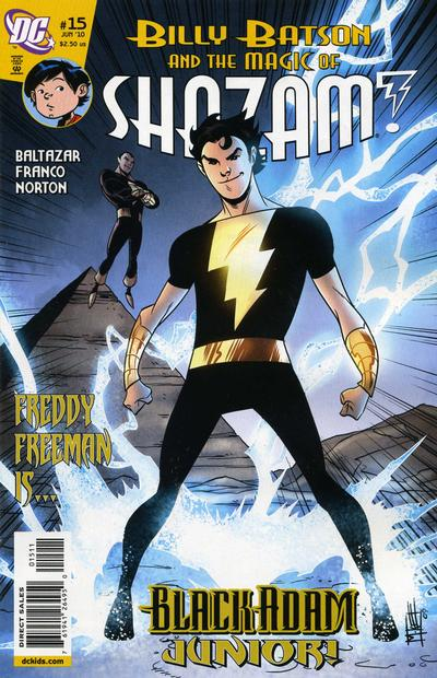 Billy Batson and the Magic of Shazam Vol 1 15