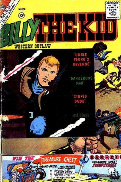 Billy the Kid Vol 1 27