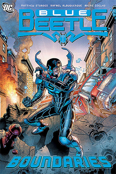 Blue Beetle (TPB) Vol 7 5