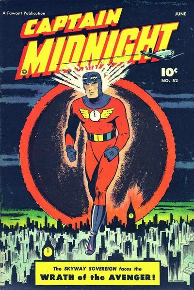 Captain Midnight Vol 1 52