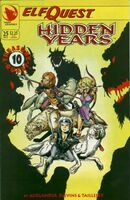 Elfquest Hidden Years Vol 1 25