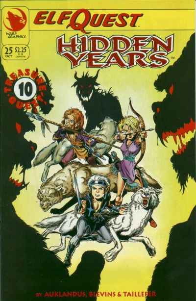 Elfquest: Hidden Years Vol 1 25