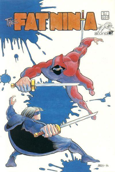 Fat Ninja Vol 1 3