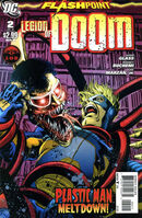 Flashpoint Legion of Doom Vol 1 2