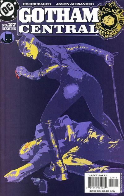 Gotham Central Vol 1 27
