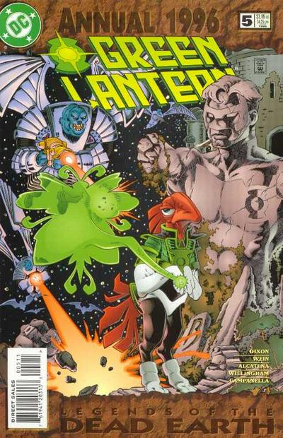 Green Lantern Annual Vol 3 5