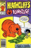 Heathcliff's Funhouse Vol 1 2 Newsstand
