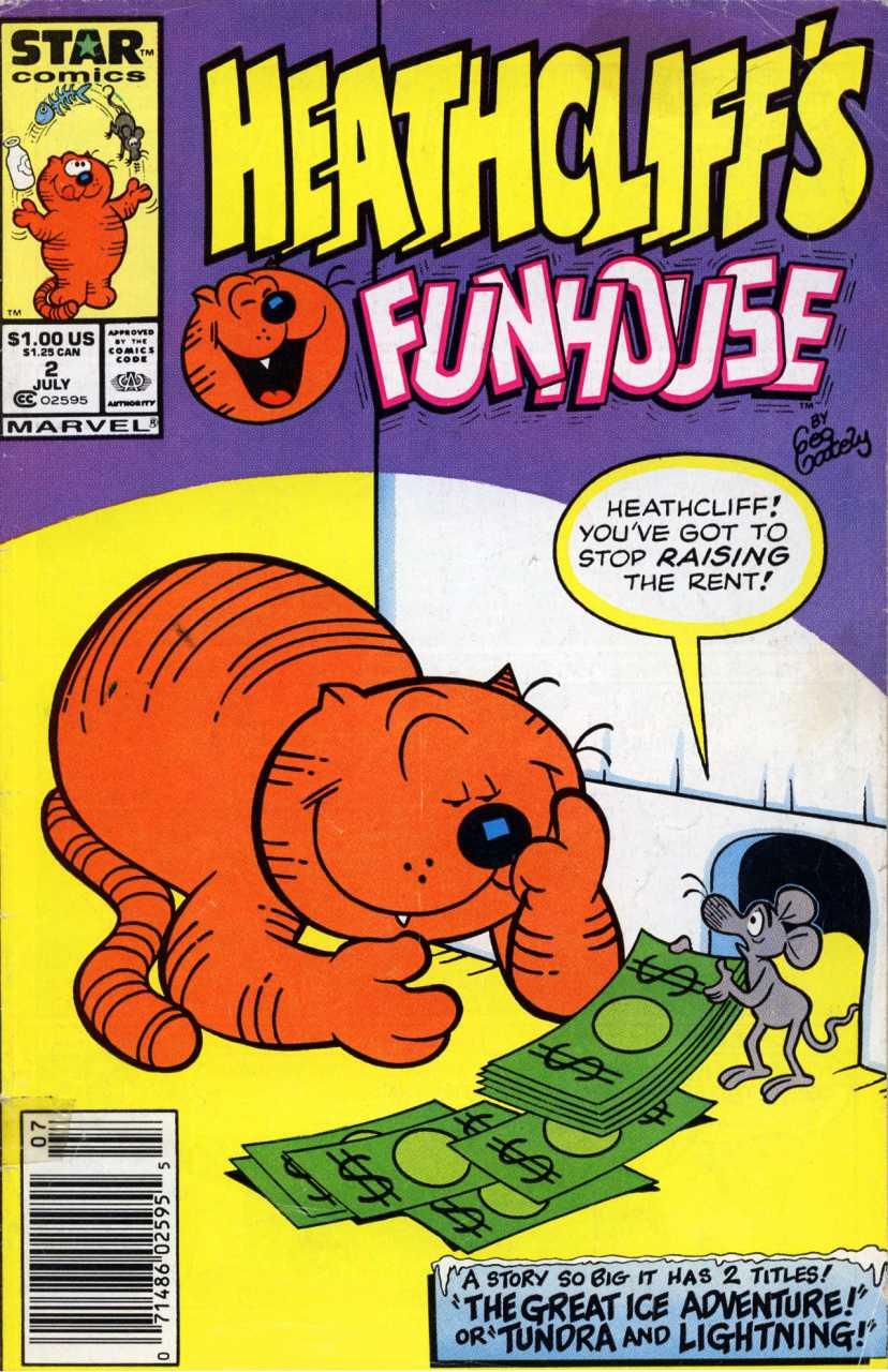 Heathcliff's Funhouse Vol 1 2