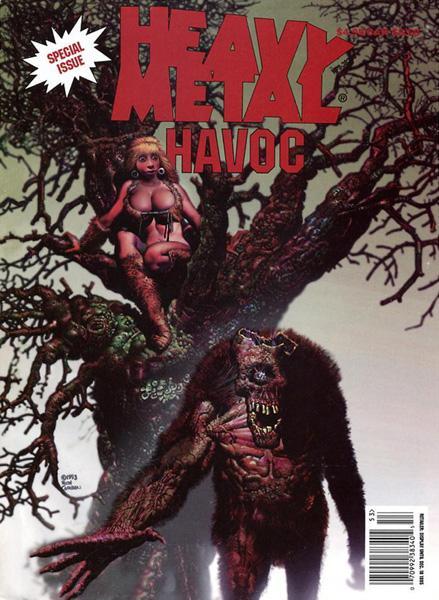 Heavy Metal Special Vol 9 2