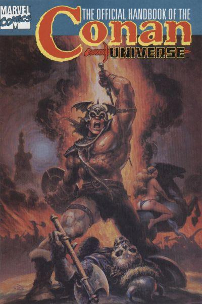 Official Handbook of the Conan Universe Vol 2