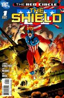 Red Circle The Shield Vol 1 1