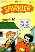 Sparkler Comics Vol 2 40