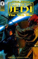 Star Wars Tales of the Jedi The Sith War Vol 1 3