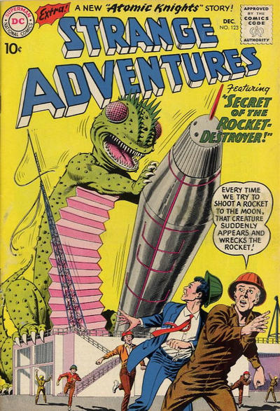 Strange Adventures Vol 1 123