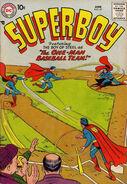 Superboy Vol 1 57