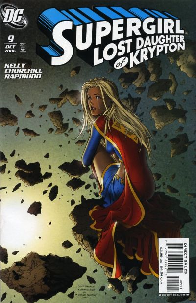 Supergirl Vol 5 9