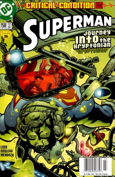 Superman Vol 2 158