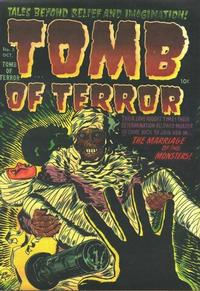 Tomb of Terror Vol 1 5