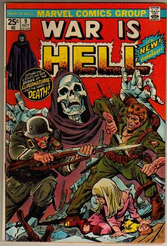 War is Hell (comics)