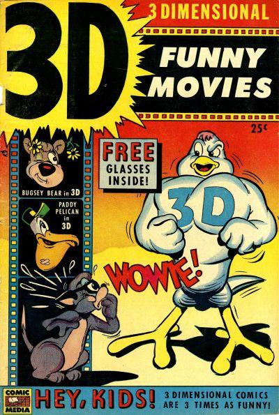 3D Funny Movies Vol 1 1