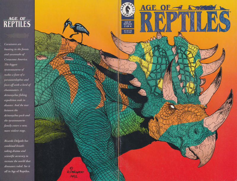 Age of Reptiles Vol 1 2