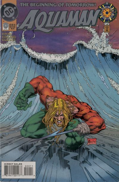Aquaman Vol 5