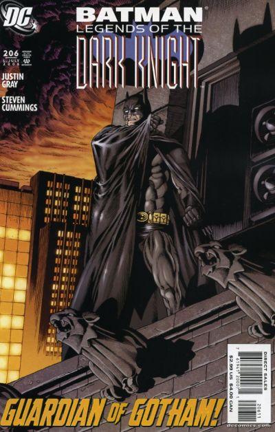 Batman: Legends of the Dark Knight Vol 1 206