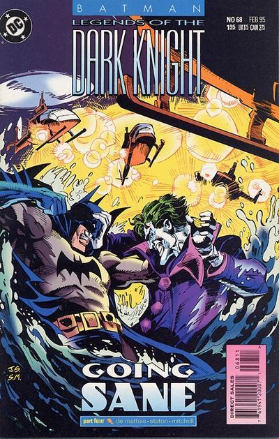 Batman: Legends of the Dark Knight Vol 1 68