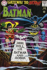 Batman Vol 1 202