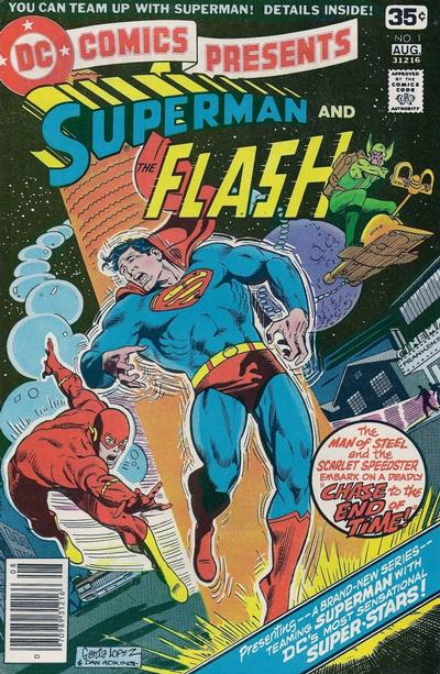 DC Comics Presents/Covers