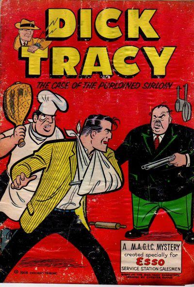 Dick Tracy: The Case of the Purloined Sirloin Vol 1 1